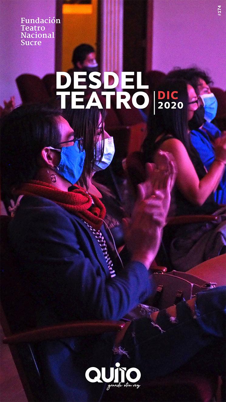 Desdel Teatro Diciembre 2020