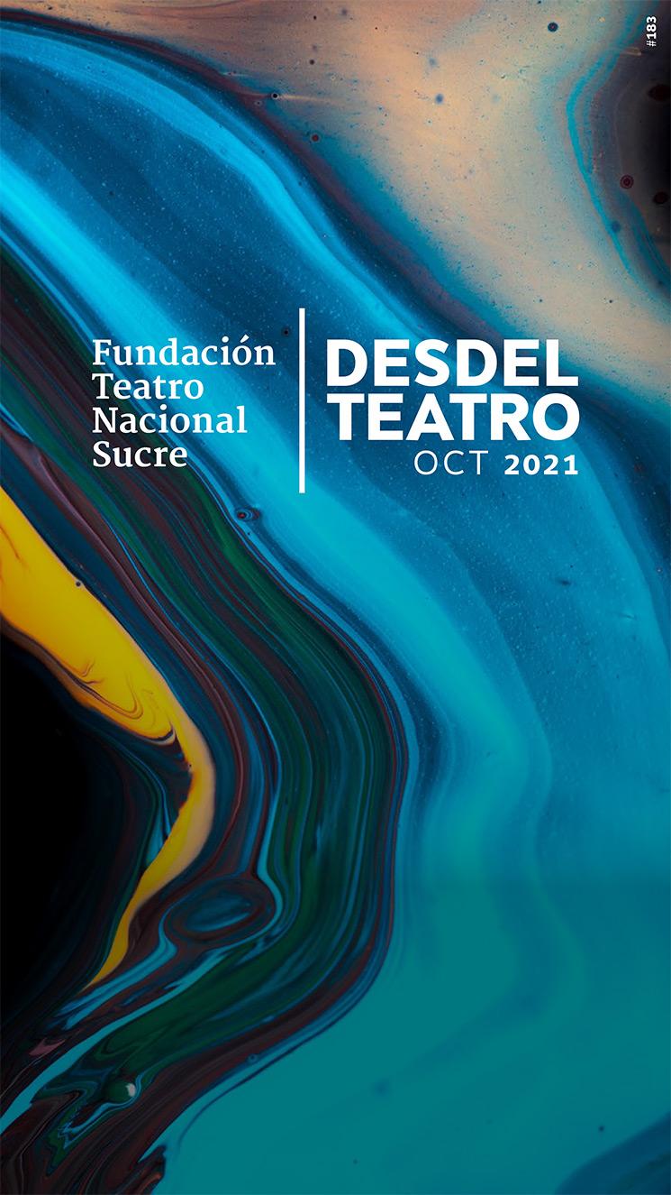 Desdel Teatro Octubre 2021